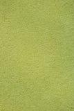Parte traseira verde da textura da parede do emplastro Fotografia de Stock