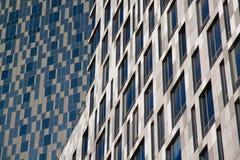 Parte urbana 2 de la textura Fotos de archivo
