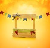 Partei Festa Junina Stockfoto