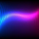 Partei-Flieger-Hintergrund-hell-blau-purpurrot Stockfoto