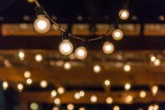 Partei-Lichter Stockbilder