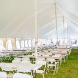 Partei und Hochzeit Stockfoto
