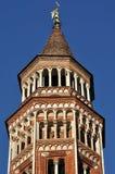 Parteluces del gottardo de san en el corte, Milano Imagenes de archivo