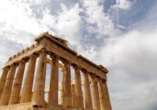 Partenon Royalty Free Stock Photo