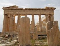 Partenon Royalty Free Stock Photography