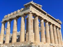 Partenone - Atene Fotografia Stock