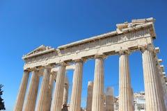 Partenone del ` s di Athen Fotografie Stock Libere da Diritti