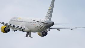 Partenza di Vueling Airbus 320 archivi video
