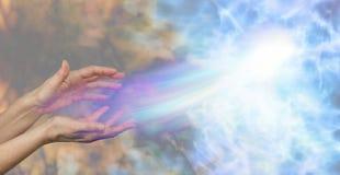 Partera del alma Imagen de archivo