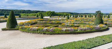 Parterre du Midi Royalty Free Stock Images