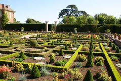 Parterre Stock Photography