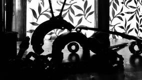 Partes de automóvil decorativas Imagen de archivo