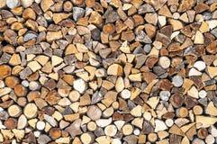 Partes de madeira foto de stock
