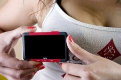 Partes del cuerpo con el jugador imágenes de archivo libres de regalías