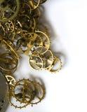 Partes del reloj viejo - VI imagen de archivo libre de regalías