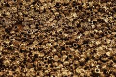 Partes do metal de bracelete handcrafted Imagem de Stock Royalty Free
