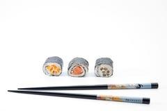 Partes do sushi Imagens de Stock Royalty Free