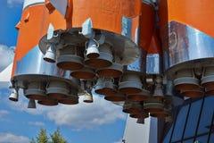 Partes e componentes de Rockets - Imagem de Stock Royalty Free