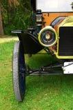 Partes frontales del coche de la vendimia Imagen de archivo libre de regalías