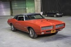 Partes frontales del gto de Pontiac Fotos de archivo libres de regalías