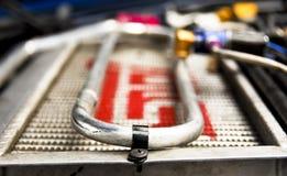 Partes no louro de motor Foto de Stock Royalty Free