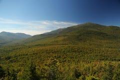 Partes superiores da montanha Imagens de Stock Royalty Free