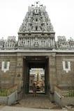 Parthasarathy tempel Arkivfoton