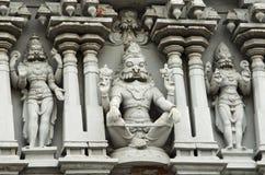 Parthasarathy tempel Royaltyfria Bilder