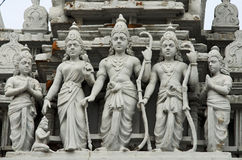Parthasarathy Temple stock images