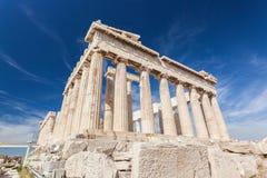 Parthenon, Αθήνα Ελλάδα στοκ φωτογραφία με δικαίωμα ελεύθερης χρήσης