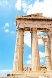 Parthenon Arkivfoton