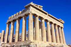 Parthenon fotografia stock