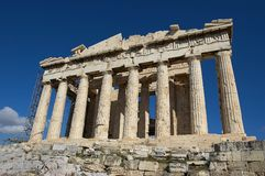 Parthenon Images stock