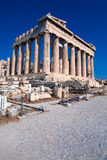 Parthenon Stockfoto