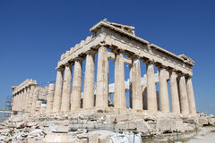 Parthenon Lizenzfreies Stockfoto