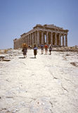 The Parthenon Stock Photography