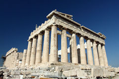 Parthenon Stock Foto
