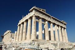 Parthenon Fotografia Stock