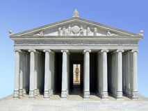Parthenon Imagen de archivo libre de regalías