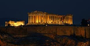 Parthenon Royalty-vrije Stock Afbeeldingen