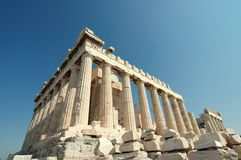Parthenon Royalty Free Stock Photo