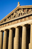 parthenon Royaltyfri Fotografi