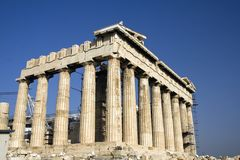 Parthenon Royalty Free Stock Images