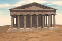 parthenon stock illustrationer