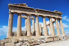 parthenon Obrazy Stock