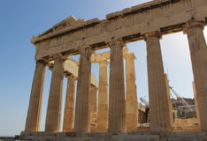 parthenon Stockbild