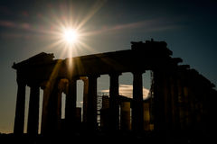 parthenon Stockbilder