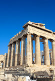 Parthenon on the Acropolis, Athens, Greece Stock Photo