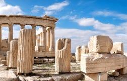 Parthenon on the Acropolis, Athens, Greece Stock Photography