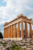 Parthenon at Acropolis in Athens, Greece Royalty Free Stock Photos